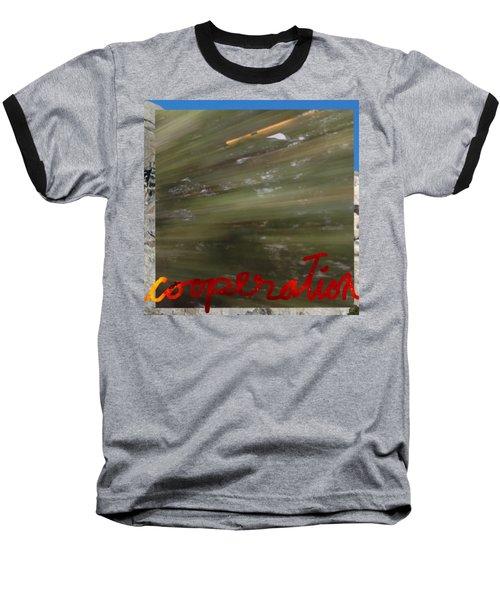 Cooperation Baseball T-Shirt