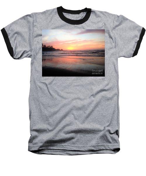 Coos Bay Baseball T-Shirt by Linda Shackelford