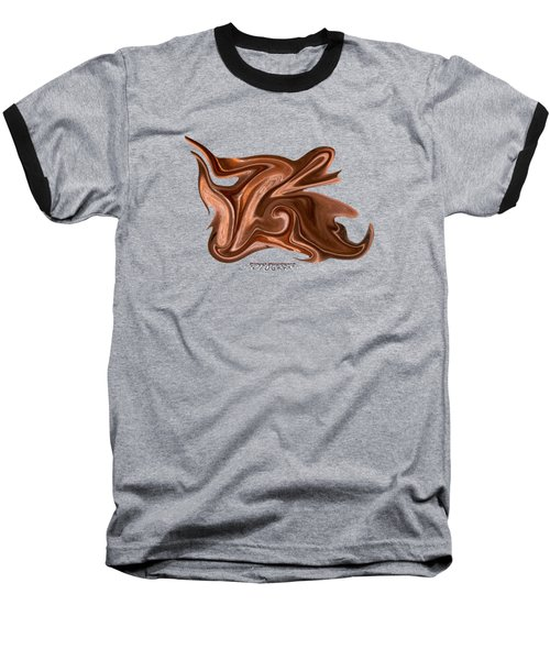 Copper Dream Transparency Baseball T-Shirt
