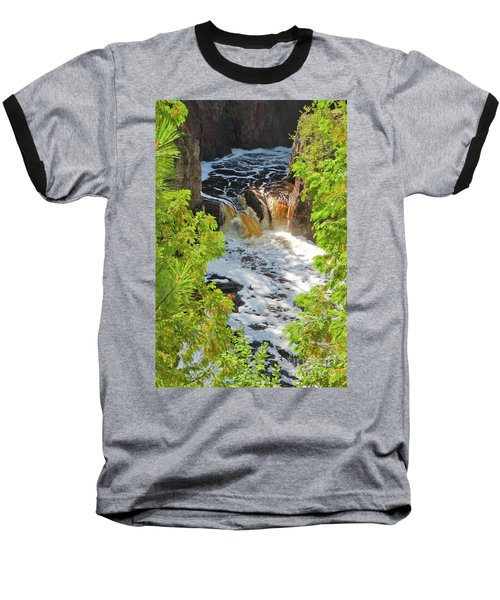 Copper Falls Baseball T-Shirt