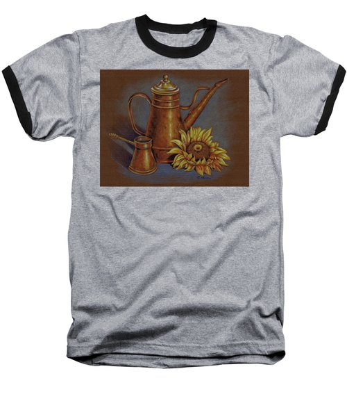 Copper Kettle Baseball T-Shirt