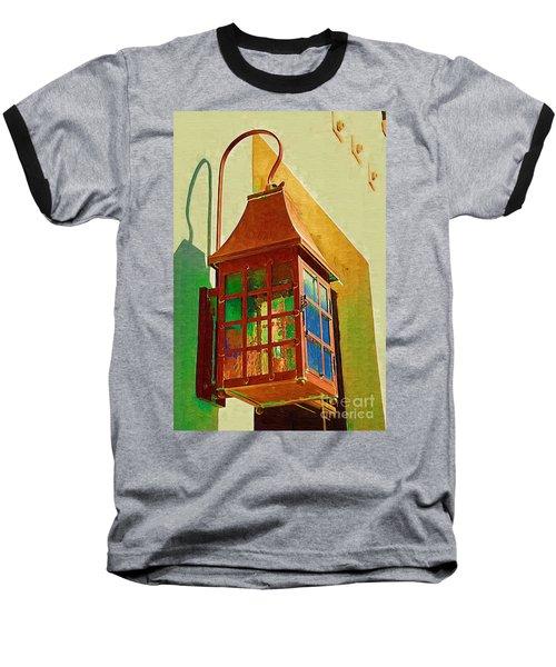 Copper Lantern Baseball T-Shirt