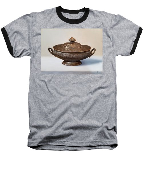 Copper Vessel Baseball T-Shirt