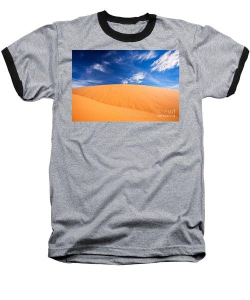 Coral Pink Sand Dunes State Park, Kanab, Utah Baseball T-Shirt