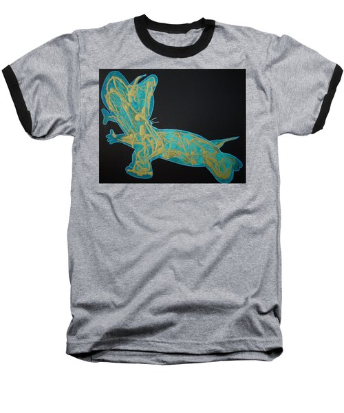Coral Reef Baseball T-Shirt