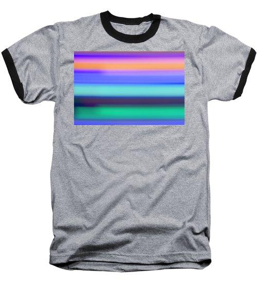 Coral Reef Baseball T-Shirt