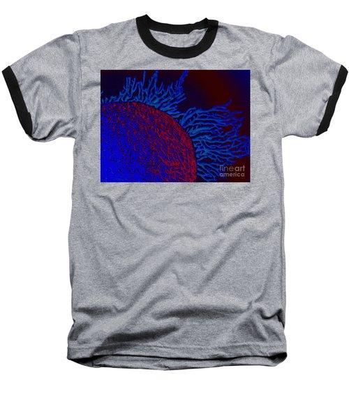 Coral Study Baseball T-Shirt
