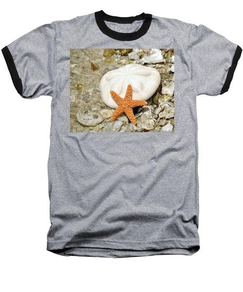 Core Of The Reef Baseball T-Shirt