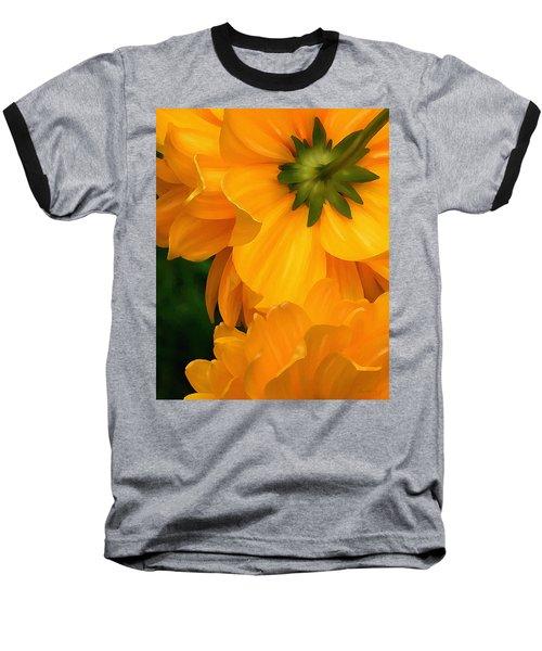 Coreopsis Baseball T-Shirt