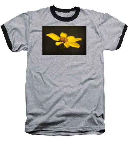 Coreopsis Verticillata Baseball T-Shirt
