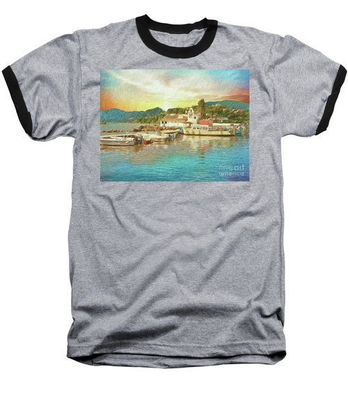 Corfu 30 My Passion Paintography Baseball T-Shirt