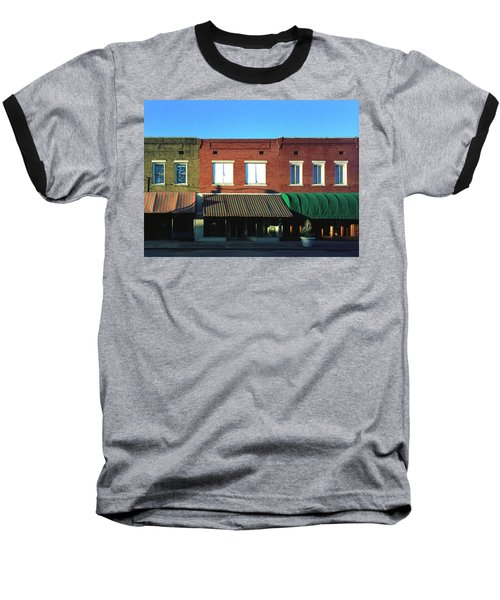 Corinth Light Baseball T-Shirt by Jan W Faul