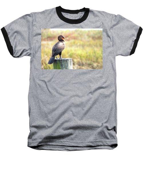 Cormorant Baseball T-Shirt