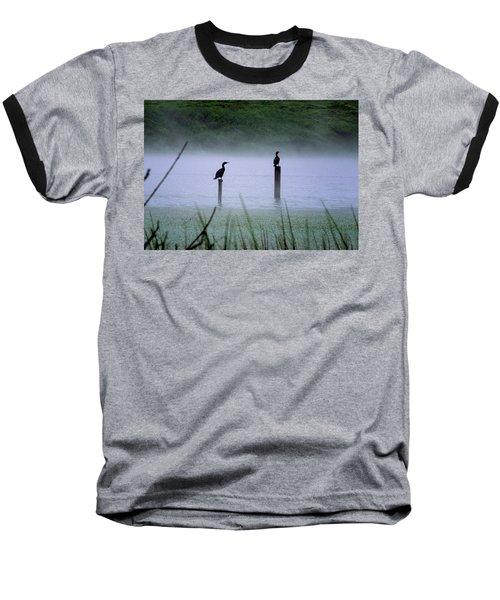Cormorants Baseball T-Shirt