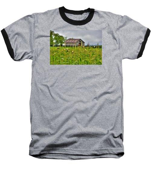 Corn Tops Baseball T-Shirt