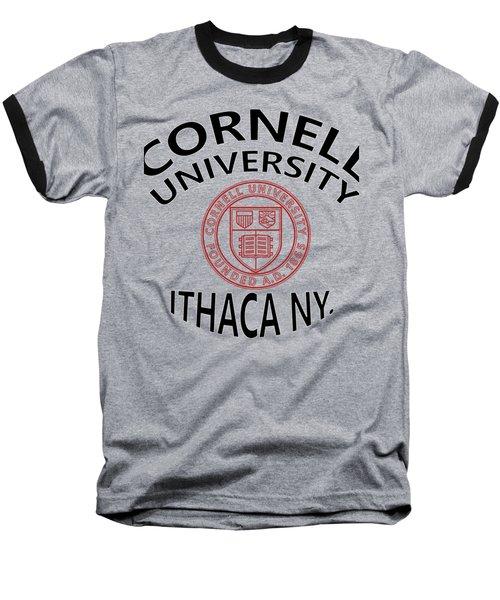 Cornell University Ithaca N Y Baseball T-Shirt by Movie Poster Prints