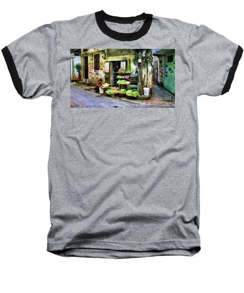 Corner Fresh Veggies Vietnam  Baseball T-Shirt