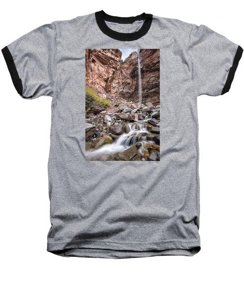 Cornet Falls Baseball T-Shirt