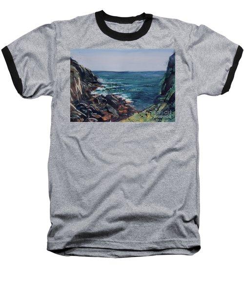 Cornish Clffs Baseball T-Shirt