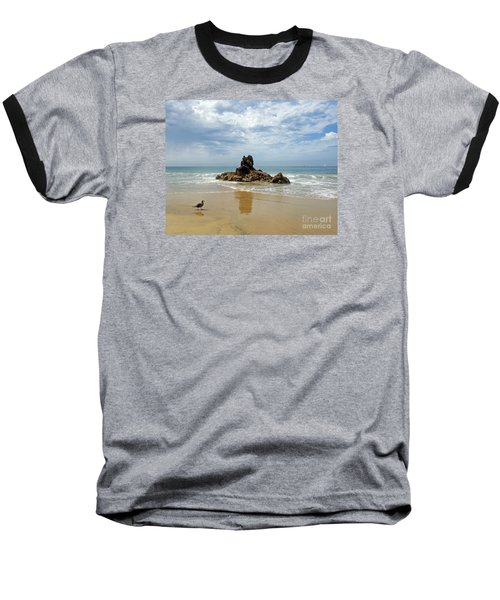 Corona Del Mar 2 Baseball T-Shirt