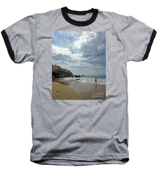 Corona Del Mar 3 Baseball T-Shirt