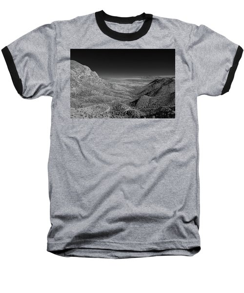 Coronado National Memorial In Infrared Baseball T-Shirt
