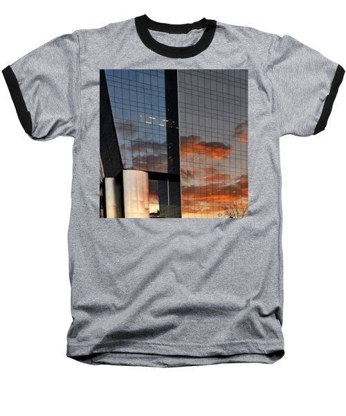#corporative #architecture At Dusk Baseball T-Shirt