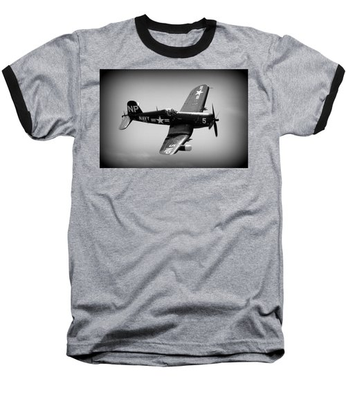 Corsair Flight Baseball T-Shirt