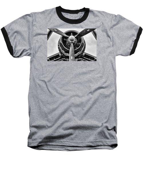 Corsair In Heavy Rain Baseball T-Shirt