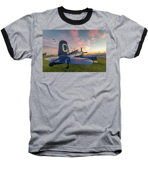 Corsair Sunset Baseball T-Shirt
