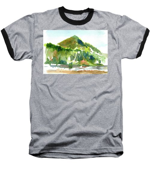 Corte Madera Creek Baseball T-Shirt