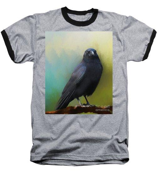 Corvid Baseball T-Shirt