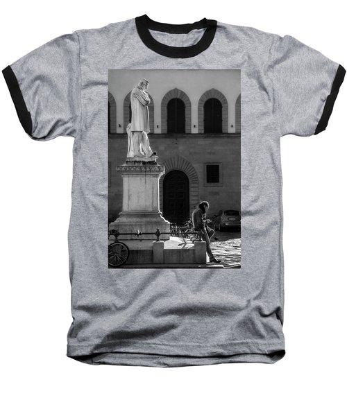 Cosimo Ridolfi Baseball T-Shirt by Sonny Marcyan
