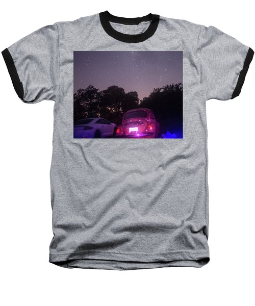 Cosmic Beetle 8 Baseball T-Shirt