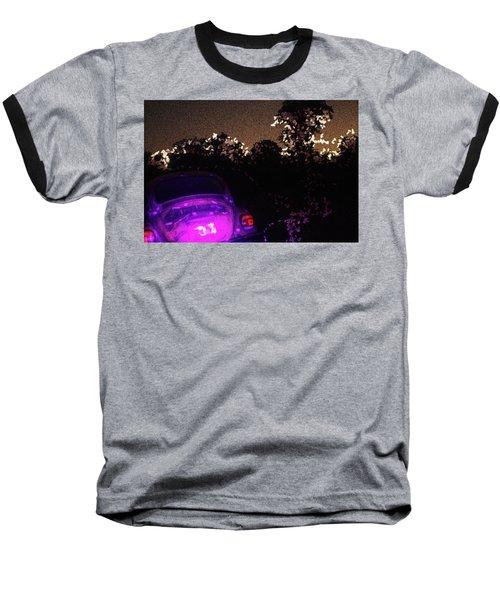 Cosmic Beetle Impressions Baseball T-Shirt