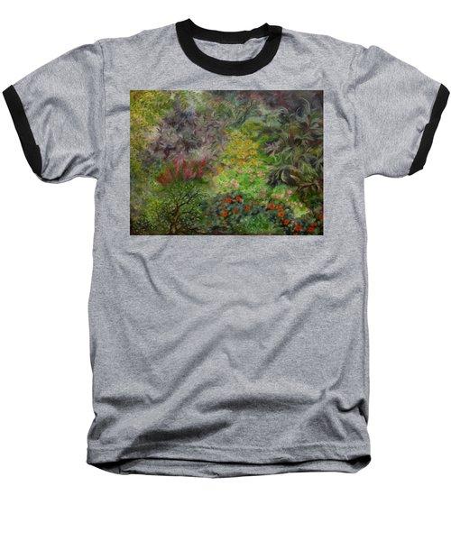 Cosmic Garden Baseball T-Shirt