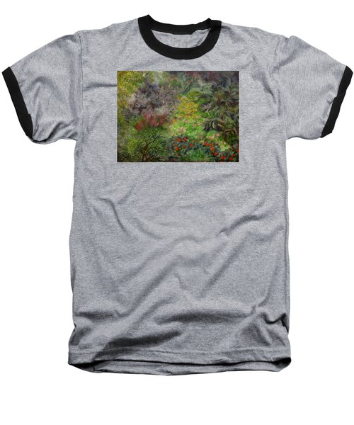 Cosmic Garden Baseball T-Shirt
