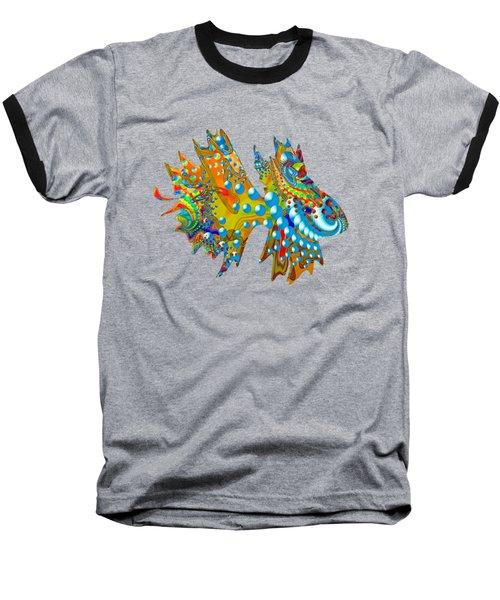 Cosmic Guppy Baseball T-Shirt