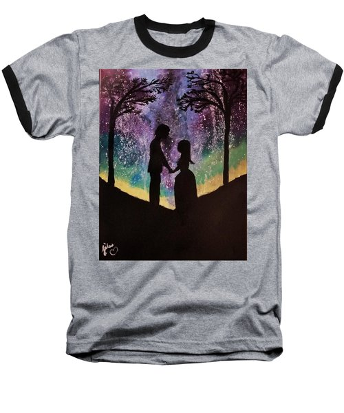 Cosmic Love  Baseball T-Shirt
