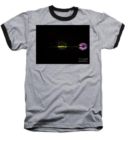 Cosmic Splash Baseball T-Shirt