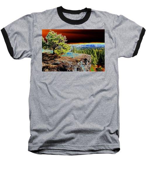 Cosmic Spokane Rimrock Baseball T-Shirt