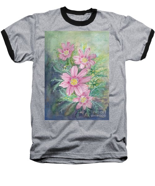 Cosmos - Painting Baseball T-Shirt