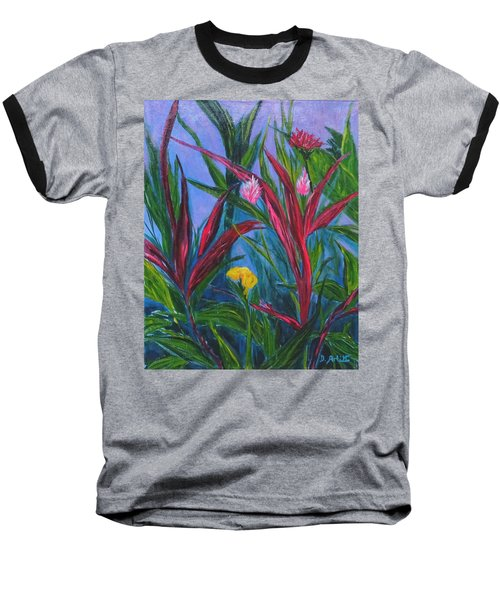 Costa Rica Baseball T-Shirt by Diane Arlitt