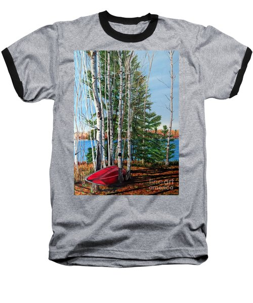 Cottage Country 2 Baseball T-Shirt