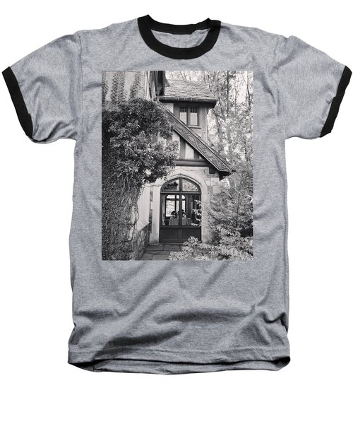 Cottage Entrance Baseball T-Shirt