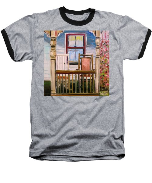 Cottage Rockers Baseball T-Shirt by John Williams