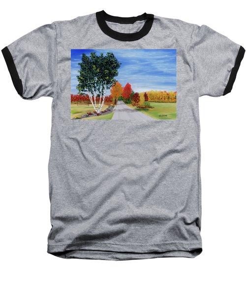 Cottage Row Baseball T-Shirt