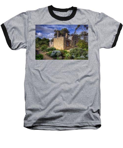 Cottage Baseball T-Shirt