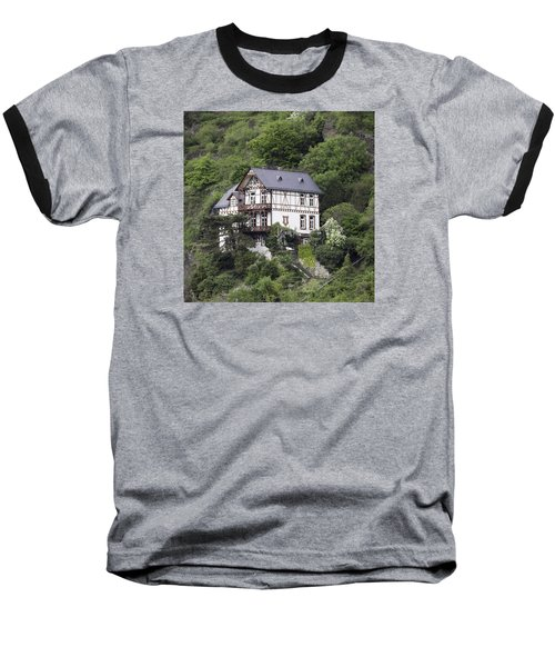 Cottage With A View Baseball T-Shirt