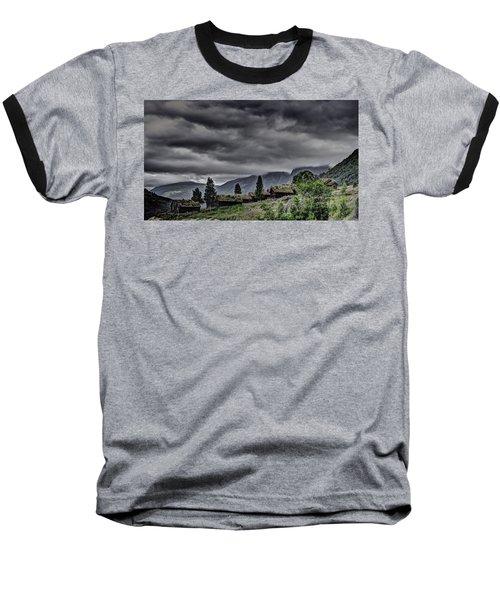 Cottages Baseball T-Shirt